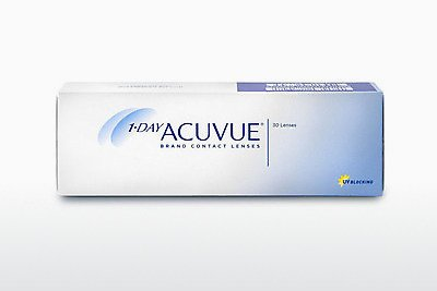 Lentes de contacto Johnson & Johnson 1 DAY ACUVUE 1D2-90P-REV