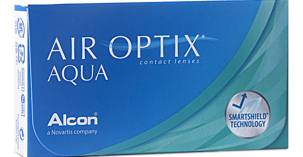 Alcon AIR OPTIX AQUA AOA3