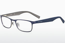Óculos de design Boss Orange BO 0209 K0L - Azul, Cinzento
