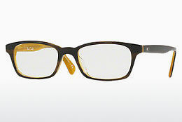 Óculos de design Paul Smith WOODLEY (PM8140 1092) - Preto, Castanho, Havanna, Dourado
