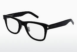 Óculos de design Saint Laurent SL 50 SLIM 001 - Preto