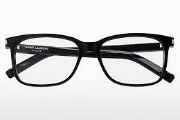 Óculos de design Saint Laurent SL 89 001 - Preto