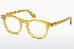 Óculos de design Tom Ford FT5469 041 - Amarelo