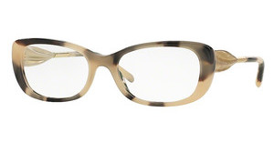 Burberry BE2203 3501 LIGHT HORN