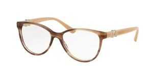 Bvlgari BV4119B 5240 STRIPED BROWN