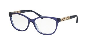 Bvlgari BV4126B 5399 BLUE/STRIPED VIOLET TRANSP