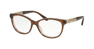 Bvlgari BV4126B 5401 STRIPED BROWN TRANSPARENT