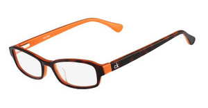 Calvin Klein CK5865 506 HAVANA/ORANGE