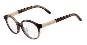 Chloé CE3609 282 STRIPED BROWN