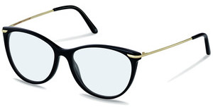 Claudia Schiffer C4008 A black, gold