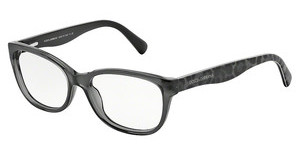 Dolce & Gabbana DG3136 1861 TRANSPARENT GRAY