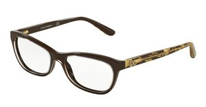 Dolce & Gabbana DG3221 2918 CRYSTAL ON BROWN