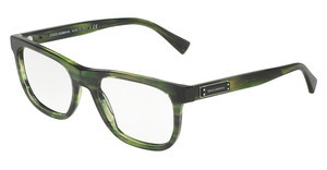 Dolce & Gabbana DG3257 3066 STRIPED GREEN