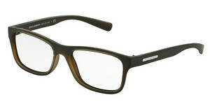 Dolce & Gabbana DG5005 2898 CRYSTAL/MILITARY RUBBER
