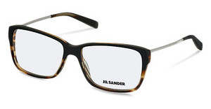 Jil Sander J4004 C Brown Gradient