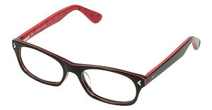 Lozza VL5159 0Z64 BLACK/SHINY RED