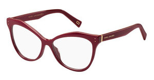 Marc Jacobs MARC 125 OXU BURGUNDY