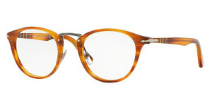 Persol PO3107V 960 STRIPED BROWN