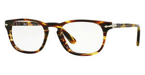 Persol PO3121V 938 GREEN STRIPED BROWN