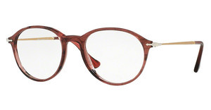 Persol PO3125V 1054 STRIPED CHERRY