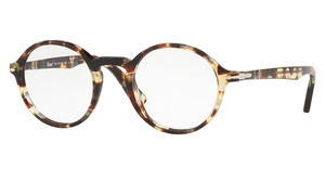 Persol PO3141V 1057 HAVANA GREY BROWN