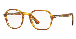 Persol PO3142V 1050 STRIPED BROWN YELLOW