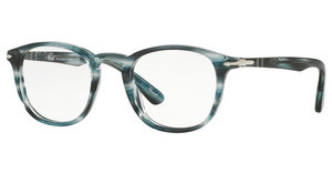 Persol PO3143V 1051 STRIPED GREY
