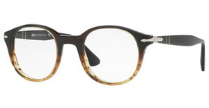 Persol PO3144V 1026 BROWN/STRIPPED BROWN
