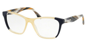 Prada PR 04TV VYP1O1 BLUE/YELLOW/BLUE