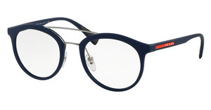 Prada Sport PS 01HV U6W1O1 BLUE RUBBER
