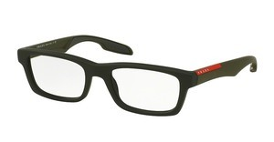 Prada Sport PS 07CV UBW1O1 GREEN RUBBER