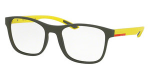 Prada Sport PS 08GV UR81O1 GREEN/YELLOW RUBBER