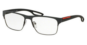 Prada Sport PS 52GV UFK1O1 GREY/LEAD RUBBER