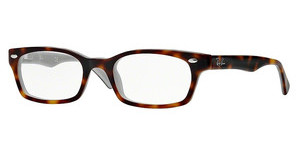 Ray-Ban RX5150 5238 TOP HAVANA ON OPAL BLUE