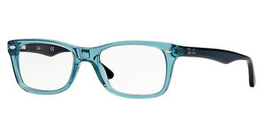 Ray-Ban RX5228 5235 TRASPARENT BLUE