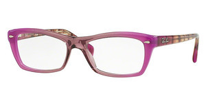 Ray-Ban RX5255 5489 GRAD ANTIQUE PINK ON PINK
