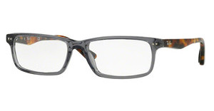 Ray-Ban RX5277 5629 SHINY OPAL GREY