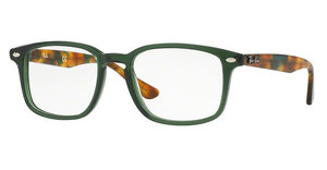Ray-Ban RX5353 5630 OPAL GREEN