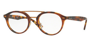 Ray-Ban RX5354 5675 TOP HAVANA BROWN/HAVANA YELLOW