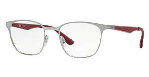 Ray-Ban RX6356 2880 BRUSHED GUNMETAL