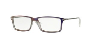 Ray-Ban RX7021 5498 IRIDESCENT VIOLET