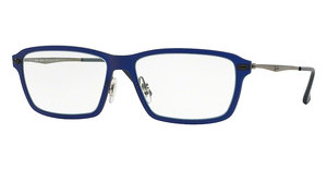 Ray-Ban RX7038 5451 MATTE DARK BLUE