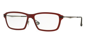 Ray-Ban RX7038 5456 DARK MATTE RED