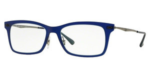 Ray-Ban RX7039 5451 DARK MATTE BLUE