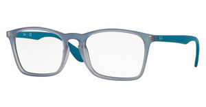 Ray-Ban RX7045 5484 AZURE IRIDESCENT