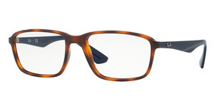 Ray-Ban RX7084 5585 LIGHT HAVANA