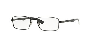Ray-Ban RX8414 2509 SHINY BLACK
