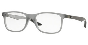 Ray-Ban RX8903 5244 MATTE TRASPARENT GREY