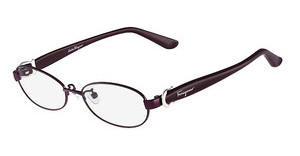 Salvatore Ferragamo SF2507A 513 SHINY PURPLE