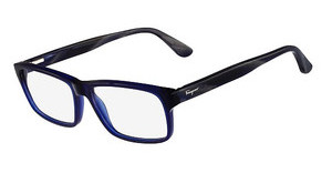 Salvatore Ferragamo SF2669 414 BLUE NAVY